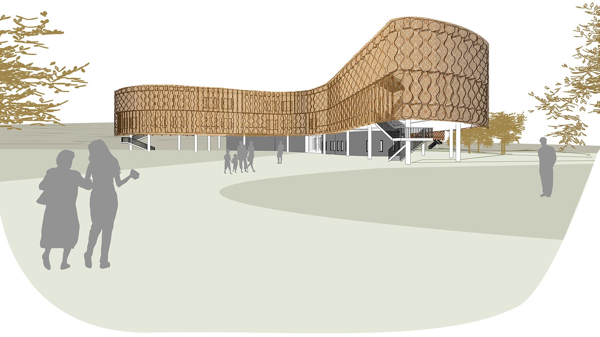 Neubau Landespflegezentrum Mürzzuschlag